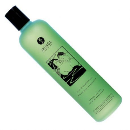 Douche gel sensual mint