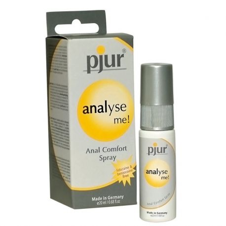 Anaal comford spray