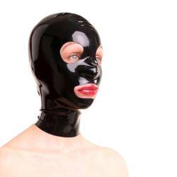 Latex masker voorzijde