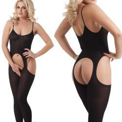 Stretch catsuit