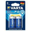 Batterij varta C 1.5 Volt