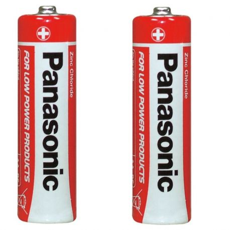 Batterij panasonic AA 1.5 Volt