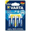 Batterij varta AAA 1.5 Volt